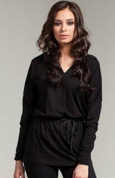 BE B025 bluzka czarna