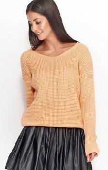 Numinou NU_S27 sweter morelowy