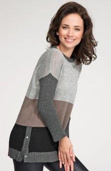 Numinou S01 sweter cappucino