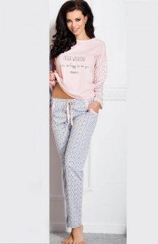 *Taro Nadia 1190 piżama różowa