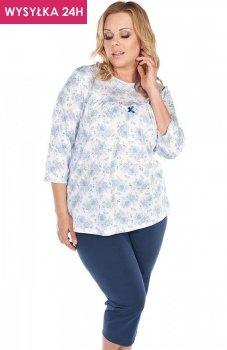 Italian Fashion Donna r. 3/4 sp. 3/4 piżama