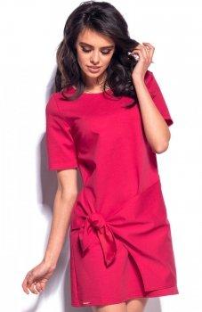 Lemoniade L181 sukienka czerwona