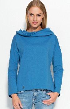 Makadamia M324 bluza jeansowy