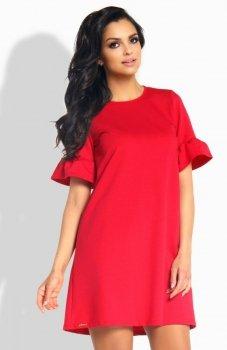 Lemoniade L188 sukienka czerwona