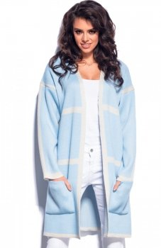 Lemoniade LS181 sweter błękitny