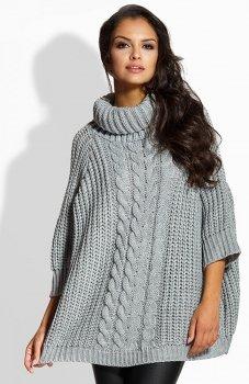 Lemoniade LS193 sweter szary