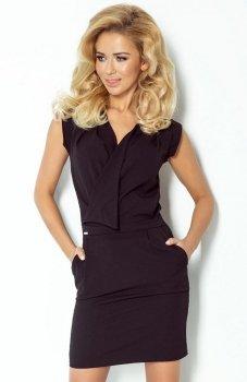 *SAF 94-4 sukienka czarna