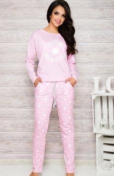 Taro Nadia 1190 K2 piżama różowa