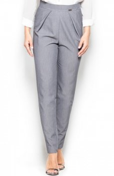 Katrus K397 spodnie szare