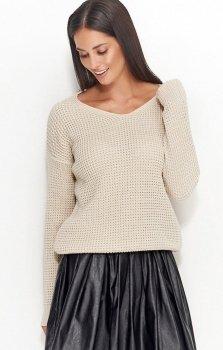 Numinou NU_S27 sweter beżowy