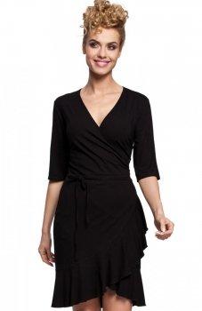 Moe M294 sukienka czarna