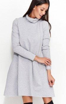 Numinou NU52 sukienka szara
