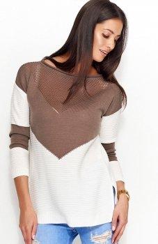 Numinou NU_S29 sweter cappucino