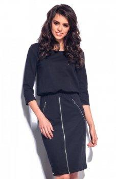 Lemoniade L177 sukienka czarna