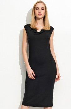 Folly F06 sukienka czarna