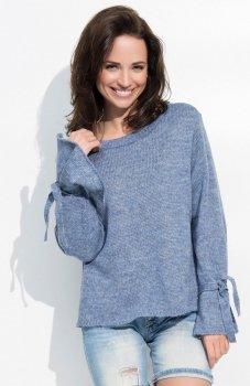 Numinou S12 sweter jeansowy
