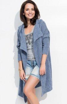 Numinou S10 sweter jeansowy