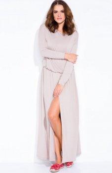 FIMFI I135 sukienka mocca