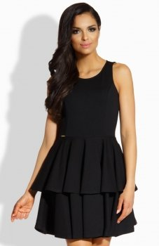Lemoniade L199 sukienka czarna