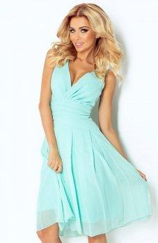 *SAF 35-4 sukienka miętowa