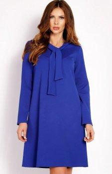 LOU LOU L010 sukienka niebieska