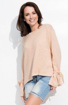 Numinou S12 sweter łososiowy