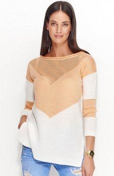 Numinou NU_S29 sweter ecru