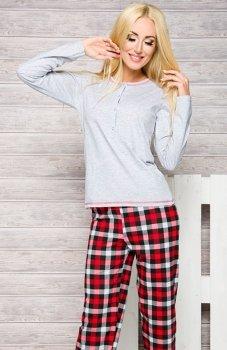 Taro Nati 2112 AW/17 K3 piżama szara