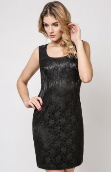 Vera Fashion Maja sukienka czarna