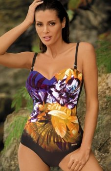 Marko Caitlyn Violet M-370 kostium kąpielowy