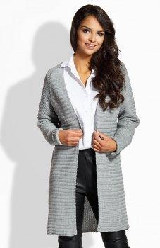 Lemoniade LS194 sweter szary