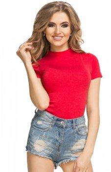 Tessita T182 bluzka czerwona