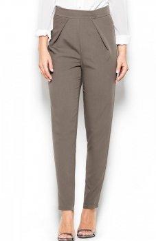 Katrus K397 spodnie oliwkowe