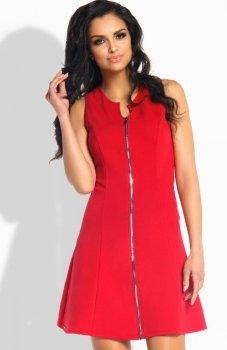 Lemoniade L183 sukienka czerwona