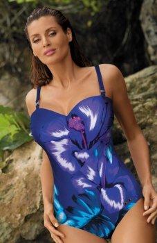 Marko Ashley Royal Blue M-379 kostium kąpielowy