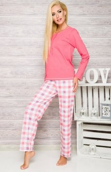 Taro Nati 2112 AW/17 K1 piżama różowa
