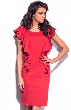 Lemoniade L178 sukienka czerwona