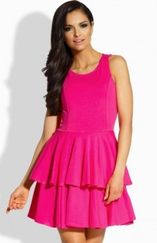 Lemoniade L199 sukienka różowa