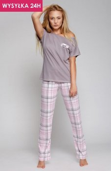 *Sensis Kiss Me długie spodnie piżama