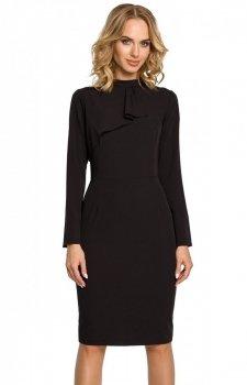 Moe M325 sukienka czarna
