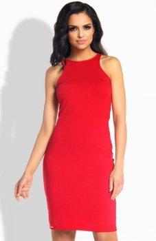 Lemoniade L185 sukienka czerwona