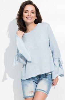 Numinou S12 sweter błękitny