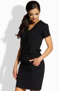 Lemoniade L196 sukienka czarna