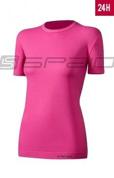 Spaio T-Shirt Relieve Damska W01 koszulka