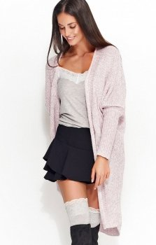 Numinou NU_S30 sweter różowy