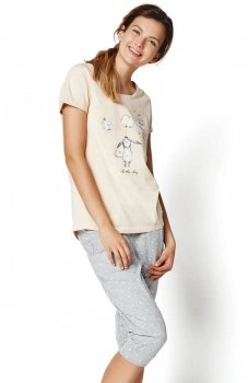 Henderson Ladies Rakel 35255-03X piżama