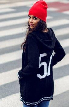 Envy Me EM606 sweter czarny
