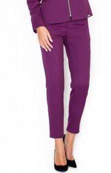 *Katrus K300 spodnie fioletowe