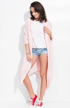 Numinou S14 sweter pudrowy róż