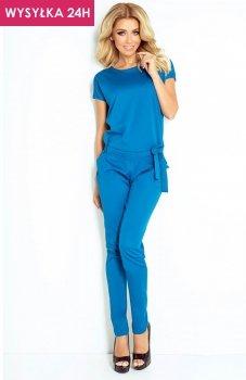 *SAF 120-9 kombinezon niebieski jeans